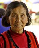 Tujia elder. Yuanjajie, Hunan Province, China