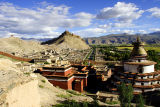 Shigatse on the way to the Nepal border.