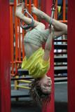 upside down ...