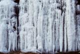Tieton River Canyon ice falls