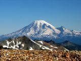 Mt Rainier from near Tieton Peak