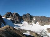 IMG_0433Goat Citadel Little Horn Big Horn and Tieton Glacier.JPG