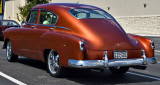 I love the styling on this 51 Chevy Bel Air