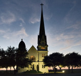 The New Sweden Episcopal Church, Manor, TX
