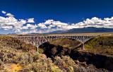 The Rio Grande Gorge Bridge, NM