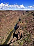 The reason for the Rio Grande Gorge bridge.