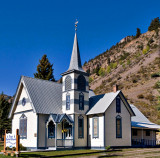 The First Baptist Church, Lake City, CO