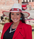 Celesta  Harvey,  Ms Texas Rodeo 2010