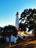 St Marks lighthouse, Florida