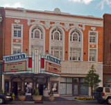 The Kentucky Theater,(Lexington KY),  since 1922 . Beaux Arts style architecture.