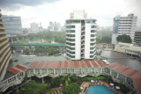 Dusit Thani Hotel View most of the time