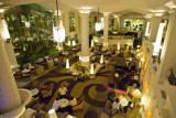 Dusit Thani Hotel Lobby