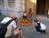 Eliane, Alain and the photographers