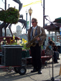 Stephen Dreyfuss, Bay Area saxman