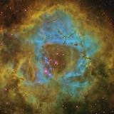 Rosette Nebula ( NGC2237-NGC2246) in Monoceros