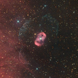 NGC6164/65 in Norma