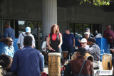Drummm Field Trip to Ashby Bart Drum Circle - 10/5/08