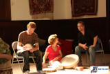 Chochmat HaLev Spiritual Drumming Intensive with Evan Gavriel Fiske  8/9/09