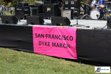 Dyke March - San Francisco 2010