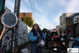 The Big Wet One - San Francisco, Mural Ride-  1/9/11