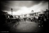 Rush, Trafalgar Square