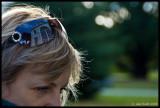 Nicky Reflecting....
