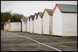 Beach Hut Parking
