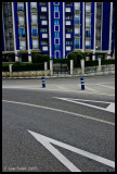 In The Blue Corner