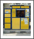Yellow Kiosk