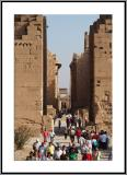 Quiet day at Karnak