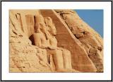 Approach - Abu Simbel