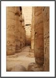 Columns - Luxor Temple