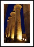 Columns reaching skyward