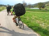 Bronek na rowerze(IMG_2740.JPG)