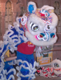 Lion Dance at the Crow Center in Dallas for Chinese New Years 2009