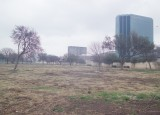The previous owners say that SMU already knew that they needed the land for the Library