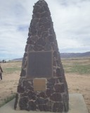 Trinity Site at White Sands Missile Range