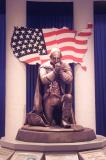 George Washington Giving Thanks Statue