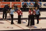 World Womans Curling Championships Grande Prairie Alberta March 2006