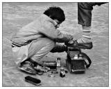 The Shoeshine