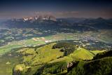 Kitzbühler Horn - Aurach Trek: View