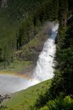 Krimml Waterfall & Rainbow