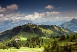 Hahnenkamm-Swarzkogel Trek: View