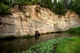 Ahja River Valley: Big Taevaskoja