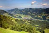 Hahnenkamm-Swarzkogel Trek  View