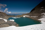 Kitzsteinhorn Mountain: Gletschersee Lake