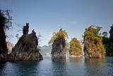 Chieow Laan Lake: 'Gui-Lin of Thailand'