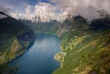 Løsta Trek: Geirangerfjord & Eagles Road