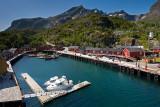Flakstad Island: Nusfjord Fishing Village