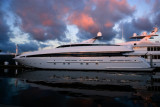 Megayacht in Fort Lauderdale